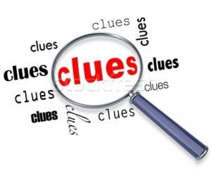 clues